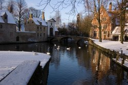 Omgeving Brugge