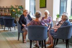 Kapelleveld - dames in living
