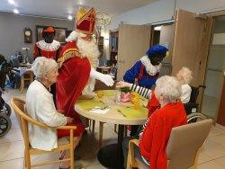 Sinterklaas in Voortberg 1
