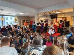 Sinterklaas in Voortberg 4