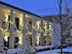 Eyckenborch - sneeuw