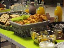 Eyckenborch - ontbijt