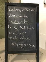Gallery Dag van de medewerkers in Groenveld